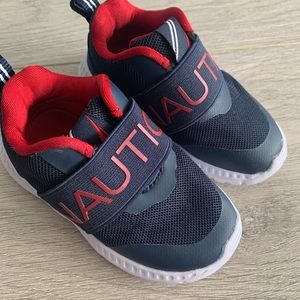 Nautica toddler sneakers 5C